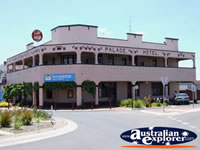 Warracknabeal Palace Hotel . . . CLICK TO ENLARGE