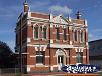 Dimboola Old National Bank . . . CLICK TO ENLARGE