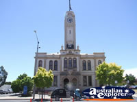 Stawell Town Hall . . . CLICK TO ENLARGE