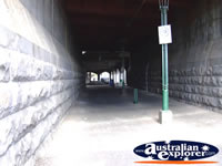 Melbourne Pedestrian Tunnel . . . CLICK TO ENLARGE