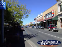 View Down Maryborough Street . . . CLICK TO ENLARGE