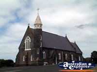 Port Fairy Church . . . CLICK TO ENLARGE