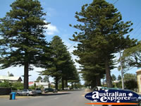 Port Fairy Side Street . . . CLICK TO ENLARGE