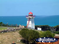 Lighthouse in Warnambool Flagstaff Hill . . . CLICK TO ENLARGE