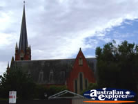 Echuca Church . . . CLICK TO ENLARGE