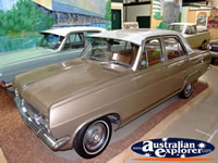 Close Up of Car at Echuca Holden Museum . . . CLICK TO ENLARGE