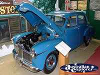 Echuca Holden Museum Car and Engine . . . CLICK TO ENLARGE