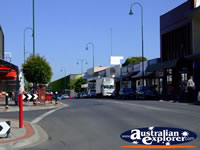 View down Morwell Street . . . CLICK TO ENLARGE