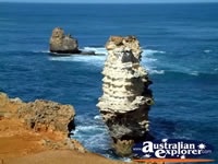 Great Ocean Road Bay of Islands in Victoria . . . CLICK TO ENLARGE