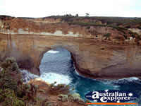 Loch Ard Gorge in Great Ocean Road, VIC . . . CLICK TO ENLARGE