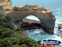 Great Ocean Road the Arch View . . . CLICK TO ENLARGE