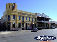 Seymour Railway Hotel . . . CLICK TO ENLARGE