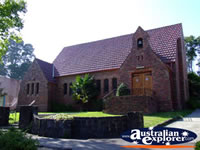 Healesville Church . . . CLICK TO ENLARGE