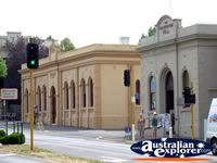 Castlemaine Library & Hall . . . CLICK TO ENLARGE