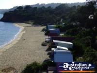 View of Mornington Beach . . . CLICK TO ENLARGE