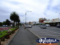 Busy Ararat Street . . . CLICK TO ENLARGE