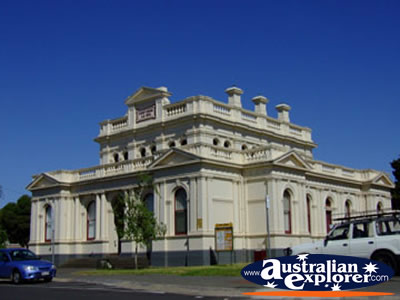 Court House in Maryborough . . . VIEW ALL MARYBOROUGH PHOTOGRAPHS