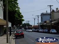 Kyneton Street . . . CLICK TO ENLARGE