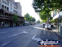 Pretty Bendigo Street . . . CLICK TO ENLARGE