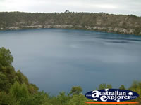 Mount Gambier Blue Lake . . . CLICK TO ENLARGE
