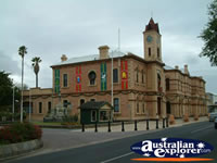 Mount Gambier Old Town Hall . . . CLICK TO ENLARGE