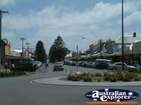 Port Fairy Main Street . . . CLICK TO ENLARGE