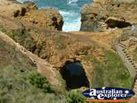 The Grotto at Great Ocean Road . . . CLICK TO ENLARGE