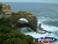 Great Ocean Road the Arch . . . CLICK TO ENLARGE
