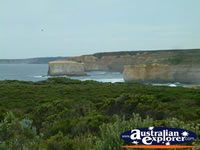 Loch Ard Gorge in Great Ocean Road  . . . CLICK TO ENLARGE