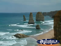 12 Apostles on the Great Ocean Road . . . CLICK TO ENLARGE