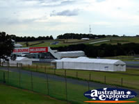 Phillip Island Race Track and Buidlings . . . CLICK TO ENLARGE