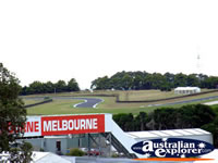 Phillip Island Race Track View . . . CLICK TO ENLARGE