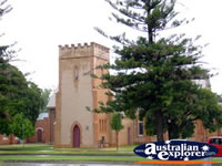 View of Mildura Church . . . CLICK TO ENLARGE