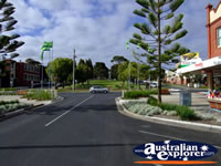 View Down Wonthaggi Street . . . CLICK TO ENLARGE