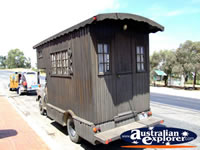 Motorhome in Swan Hill . . . CLICK TO ENLARGE