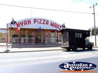 Swan Hill Motorhome and Shops . . . CLICK TO ENLARGE