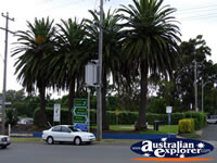 Leongatha Road Sign . . . CLICK TO ENLARGE