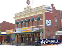 Wycheproof Royal Mail Hotel . . . CLICK TO ENLARGE