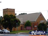 Mildura Church . . . CLICK TO ENLARGE