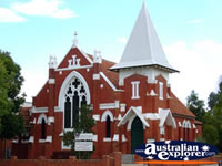 Swan Hill Church . . . CLICK TO ENLARGE