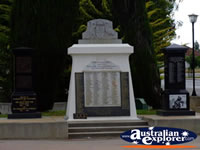 Swan Hill Memorial . . . CLICK TO ENLARGE