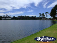 View of Shepparton Lake . . . CLICK TO ENLARGE