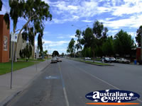 View Down Shepparton Street . . . CLICK TO ENLARGE