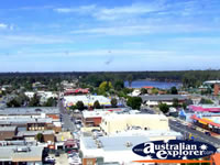 Shepparton Town View . . . CLICK TO ENLARGE