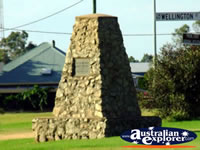 Kerang Memorial . . . CLICK TO ENLARGE