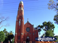 Bairnsdale Church . . . CLICK TO ENLARGE