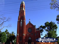 Bairnsdale Church Close Up . . . CLICK TO ENLARGE