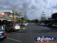 Wonthaggi Street and Shops . . . CLICK TO ENLARGE