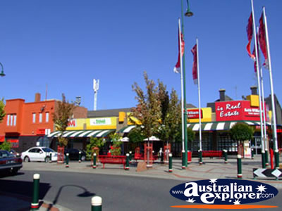 Morwell Street and Shops . . . VIEW ALL MORWELL PHOTOGRAPHS