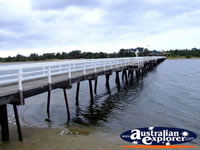 Lakes Entrance Jetty . . . CLICK TO ENLARGE